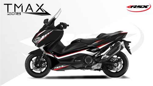 YAMAHA TMAX 2018 SOFTER Too