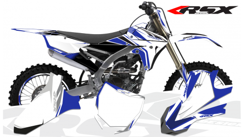 65 YZ PHENIX WHITE