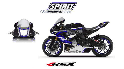 YAMAHA R1 2015 SPIRIT NO