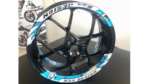 RSX Wheel stripes