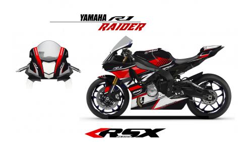 YAMAHA R1 2020 RAIDER