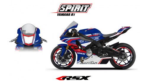 YAMAHA R1 2015 SPIRIT BE