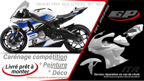 GRAND PRIX PACK YAMAHA R1 2020