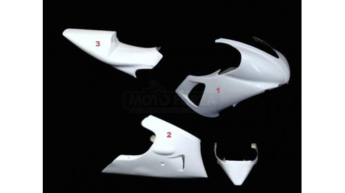 Complete set 5-pieces fiberglass R1 98-99 Street