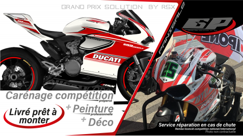 GRAND PRIX PACK DUCATI V2 RACE