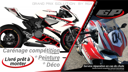 GRAND PRIX PACK DUCATI 1199 RACE