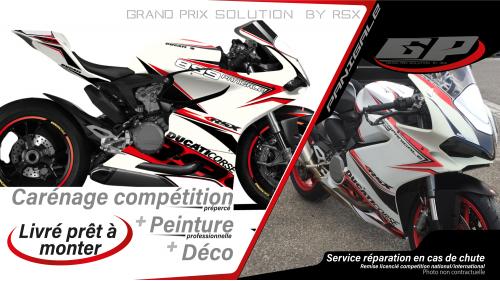 PACK GRAND PRIX DUCATI 899 RACE