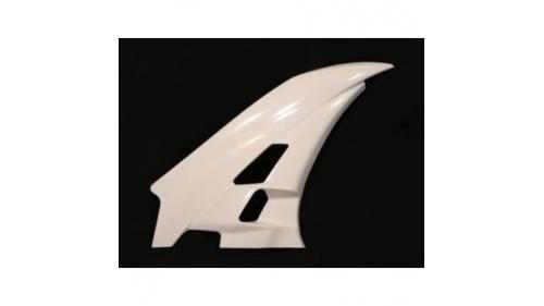 Flanc droit fibre de verre R6 2006-2007