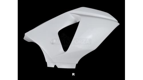 GSXR1000 2009-2016 Fiberglass right side K9-L6