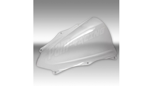 Bulle racing double courbure CBR600 RR 2007-2012 Incolore
