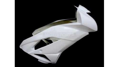 Fiberglass upper part ZX6R 2009-2016, ZX6R 636 2013-2016, 2019