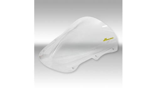 Double curvature racing screen S1000RR 2009-2014 Clear
