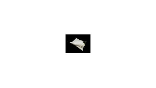 White fiberglass saddle seat S1000RR 09-11