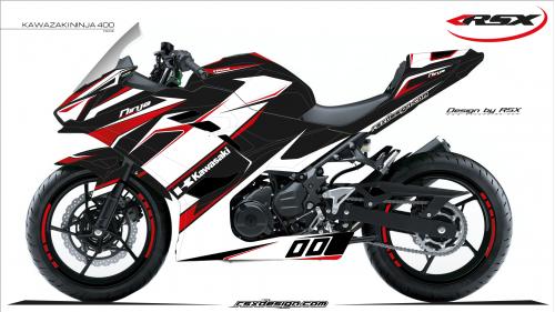KAWASAKI NINJA400 2018-20 RACE