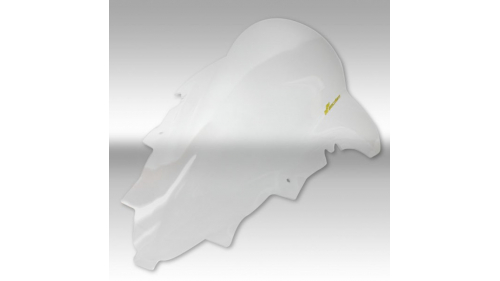 Double curvature racing screen R1 2009-2014 Clear