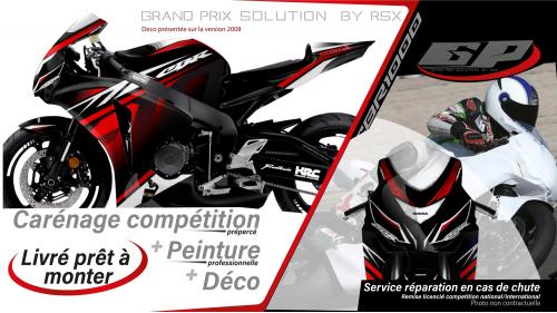 GRAND PRIX PACK CBR1000 2008 XRACE WHITE