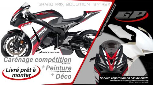 GRAND PRIX PACK CBR1000 2012-16 KLS BLACK