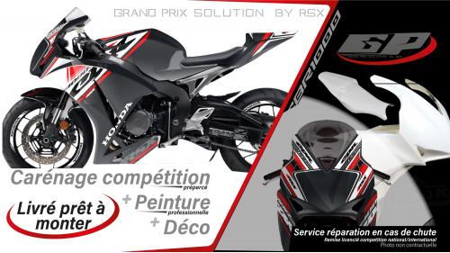 GRAND PRIX PACK CBR1000 2012-16 COBRA BLACK