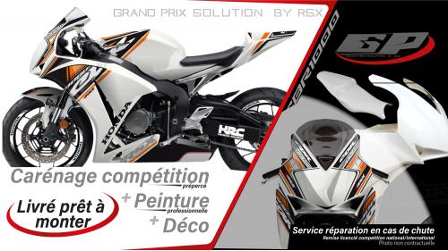 GRAND PRIX PACK CBR1000 2012-16 COBRA WHITE