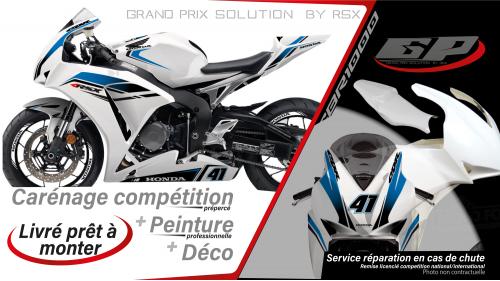 GRAND PRIX PACK CBR1000 2012-16 PRACTICE WHITE