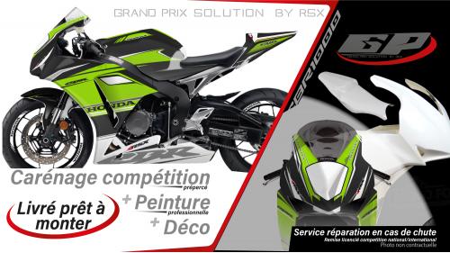 GRAND PRIX PACK CBR1000 2012-16 RACE BLACK