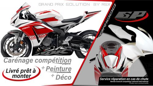 GRAND PRIX PACK CBR1000 2012-16 RACE WHITE