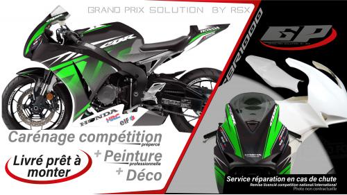 GRAND PRIX PACK CBR1000 2012-16 XRACE BLACK