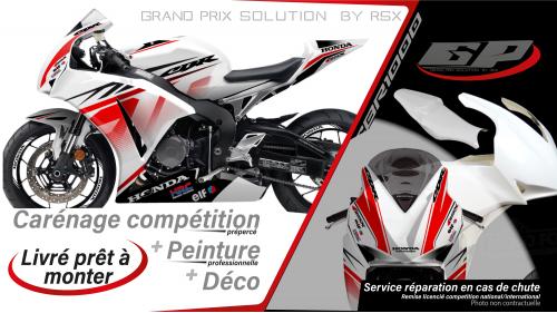 GRAND PRIX PACK CBR1000 2012-16 XRACE WHITE