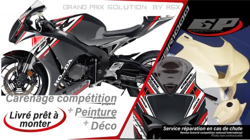 PACK GRAND PRIX CBR1000 2020 COBRA NOIR