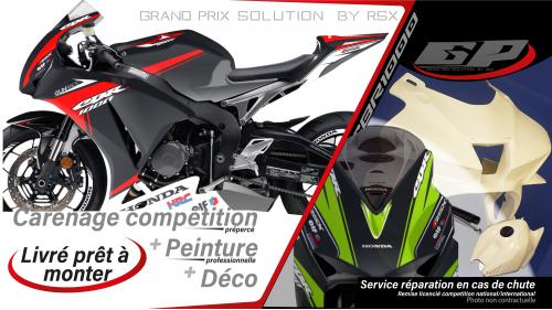 PACK GRAND PRIX CBR1000 2020 GUNRACE NOIR