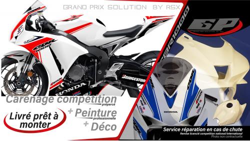 PACK GRAND PRIX CBR1000 2020 GUNRACE BLANC