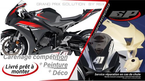 PACK GRAND PRIX CBR1000 2020 PRACTICE BLANC