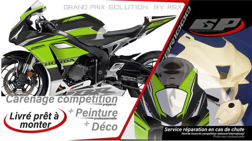 PACK GRAND PRIX CBR1000 2020 RACE NOIR