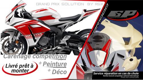 PACK GRAND PRIX CBR1000 2020 RACE BLANC
