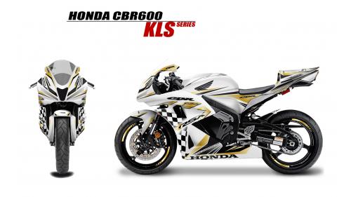 HONDA CBR600 07