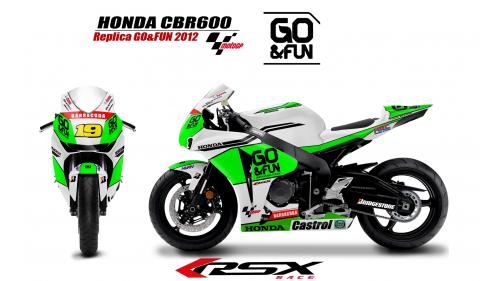 HONDA CBR1000 2008-11