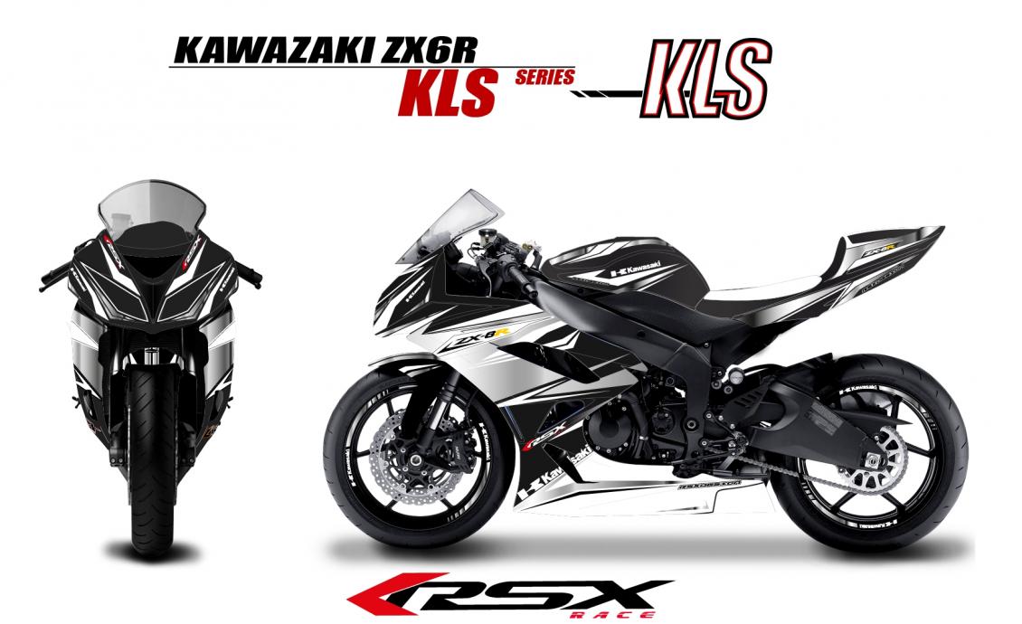 kit deco kawasaki zx6r 2013 et