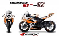 KAWASAKI ZX6R 2009-12