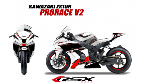 KAWASAKI ZX10R 2011 et +