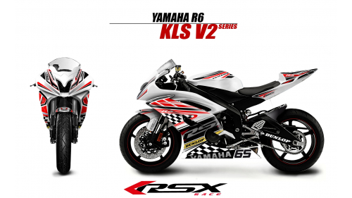 YAMAHA R6 2008 AND +
