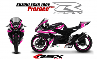 SUSUKI GSXR 1000 2007-08