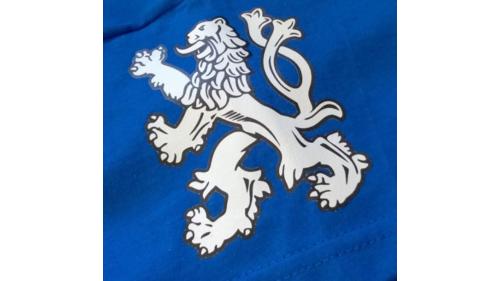T-Shirt Praga bleu