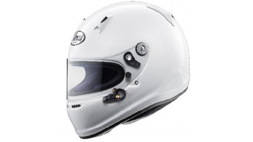 Casque ARAI SK6 Blanc