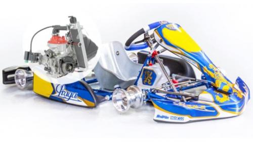 5 ans Babykart Formula K Honda GX35