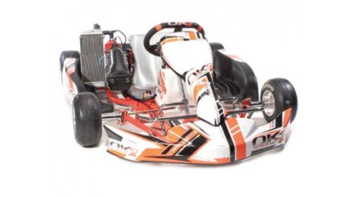 11 - 15 ans - Kart OK1 Minime/Cadet IPK Rotax Minimax