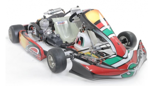 15 ans - Kart STORM Parilla X30 (30 cv)