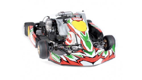 15 ans - Kart V-MAX Parilla X30 (30 cv)