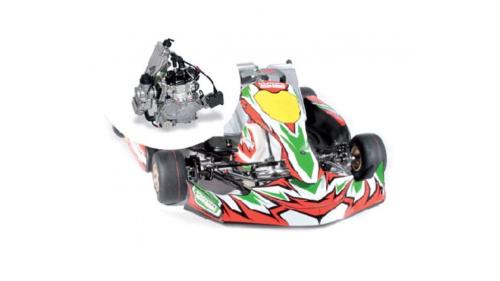 15 ans - Kart V-MAX Rotax Max 125 cc (28,5 cv)