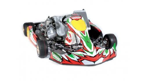 15 ans - Kart V-MAX KZ 125 boite 6 vitesses