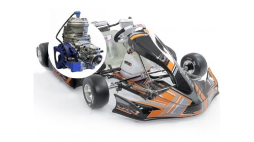 15 ans - Kart OK1 START Challenge Super X30 (30 cv)